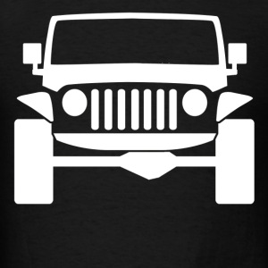 car offroad - Men's T-Shirt