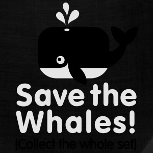 Save the whales (Collect the whole set) Women's T-Shirts - Bandana