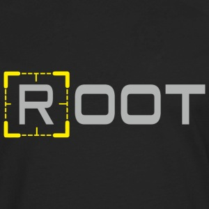 Person of Interest - Root - Men's Premium Long Sleeve T-Shirt