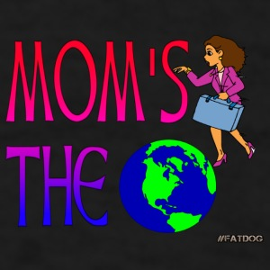 Mom's Run The World - Men's T-Shirt