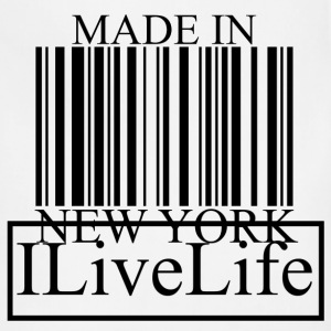 MADE IN NEW YORK - Adjustable Apron