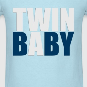 Twin Baby A (BOY) - Men's T-Shirt