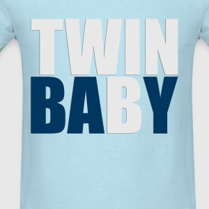 Twin Baby B (BOY) - Men's T-Shirt