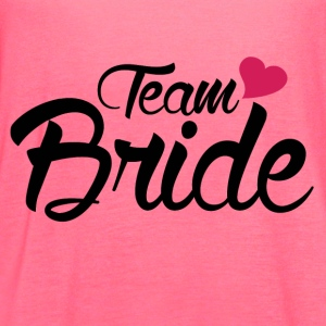Team Bride to be bridal party - Women's Flowy Tank Top by Bella