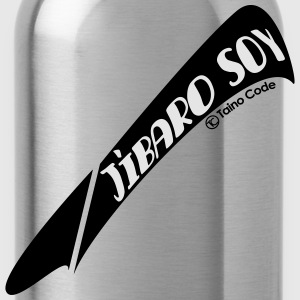 Jíbaro Soy - Machete en Mano - Water Bottle