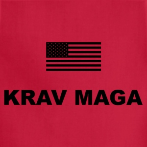 Krav Maga USA T-Shirts - Adjustable Apron