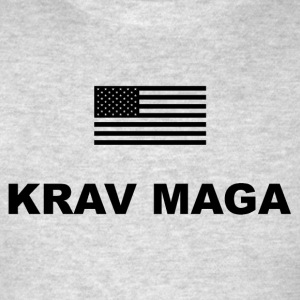 Krav Maga USA Long Sleeve Shirts - Men's T-Shirt
