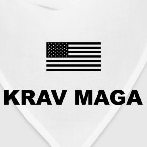 Krav Maga USA Long Sleeve Shirts - Bandana