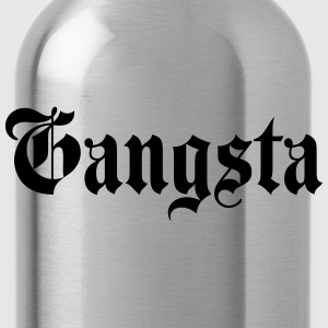 Gangsta Hoodies - Water Bottle