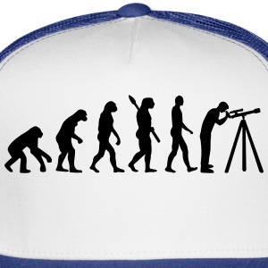 Evolution Astronomy Kids' Shirts - Trucker Cap