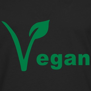Vegan Hoodies - Men's Premium Long Sleeve T-Shirt
