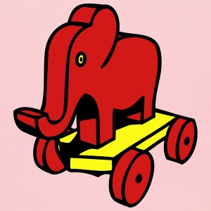 Elephant toy child baby T-Shirts - Kids' Hoodie
