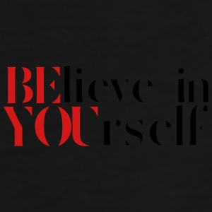 Believe In Yourself Mugs & Drinkware - Men's Premium T-Shirt