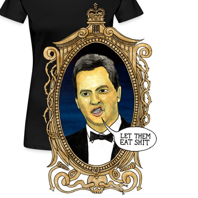 No Bread - George Osborne T-shirt