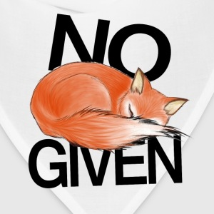 No Fox Given - Bandana