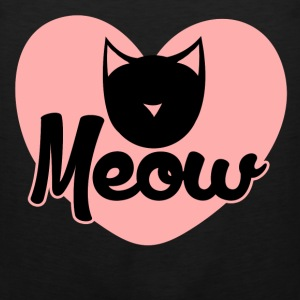 Meow kitty - Men's Premium Tank