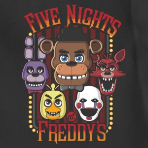Five Nights At Freddy's Multi Character - Adjustable Apron