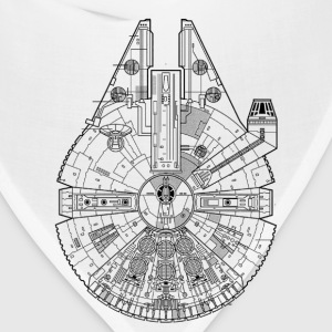 iPhone 6 Millennium Falcon Case - Bandana
