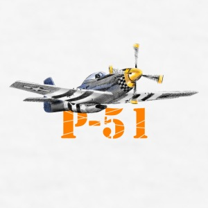 P-51 Mustang Mugs & Drinkware - Men's T-Shirt