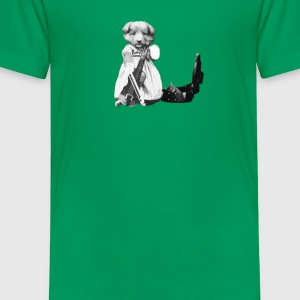 Doggy Kids' Shirts - Toddler Premium T-Shirt