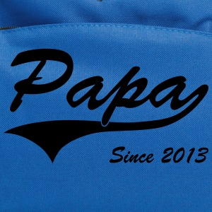Papa Since 2013 T-Shirts - Computer Backpack