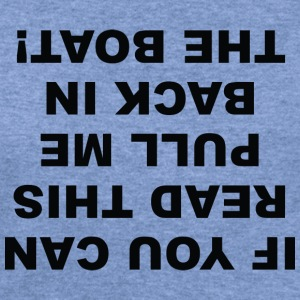 If You Can Read This - Women's Wideneck Sweatshirt