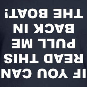 If You Can Read This - Men's Long Sleeve T-Shirt