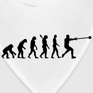 Evolution Hammer throw T-Shirts - Bandana