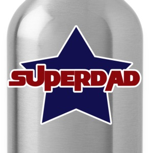 superdad fathers day 2015 - Water Bottle
