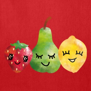 Fruit Friends Kids' Shirts - Tote Bag