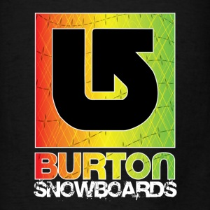 Burton Snowboard - Men's T-Shirt