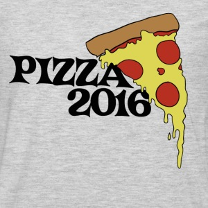 Pizza 2016 - Men's Premium Long Sleeve T-Shirt