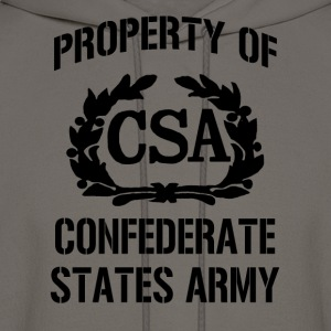 Property of Confederate States Army - Men's Hoodie