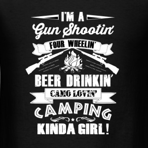 Backwoods Barbie - Men's T-Shirt