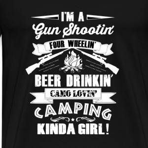 Backwoods Barbie - Men's Premium T-Shirt