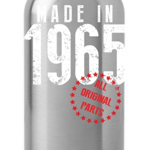 Made In 1965 All Original Parts T-Shirts - Water Bottle