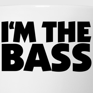 I'm the Bass T-Shirt (White/Black) - Coffee/Tea Mug