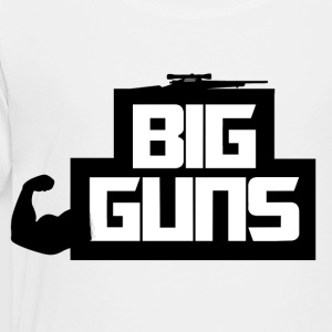 big guns Kids' Shirts - Toddler Premium T-Shirt