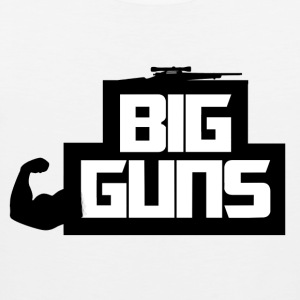big guns Kids' Shirts - Men's Premium Tank