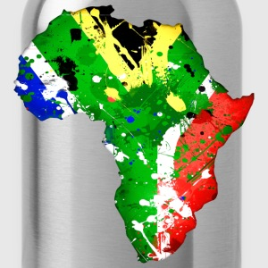 Suid Afrika T-Shirts - Water Bottle