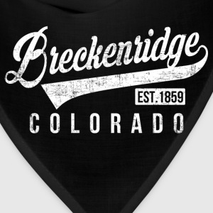 Breckenridge Colorado T-Shirts - Bandana