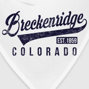 Breckenridge Colorado Long Sleeve Shirts - Bandana