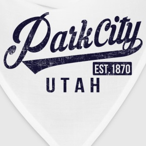 Park City Utah Long Sleeve Shirts - Bandana