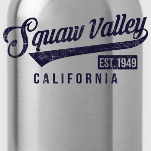 Squaw Valley Long Sleeve Shirts - Water Bottle