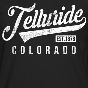 Telluride Colorado T-Shirts - Men's Premium Long Sleeve T-Shirt