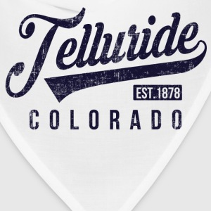 Telluride Colorado Long Sleeve Shirts - Bandana
