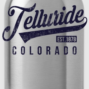 Telluride Colorado Long Sleeve Shirts - Water Bottle