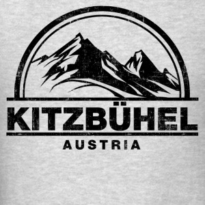 Kitzbühel Austria Long Sleeve Shirts - Men's T-Shirt