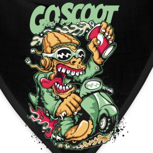 Go Scoot - Bandana