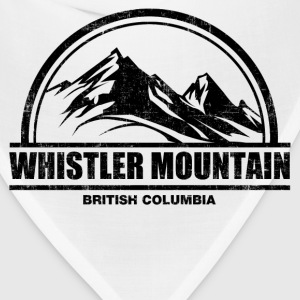 Whistler Mountain T-Shirts - Bandana
